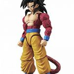 Bandai Figure-Rise Dragon Ball Z Super Saiyan 4 Goku Model Kit, 4549660144977, Multicolore de la marque Bandai image 1 produit