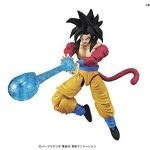 Bandai Figure-Rise Dragon Ball Z Super Saiyan 4 Goku Model Kit, 4549660144977, Multicolore de la marque Bandai image 2 produit