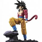 Bandai Figure-Rise Dragon Ball Z Super Saiyan 4 Goku Model Kit, 4549660144977, Multicolore de la marque Bandai image 3 produit