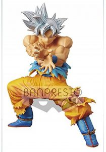 Banpresto Dragon Ball DXF The Super Warriors Special Figure-Ultra Instinct Goku, 18 cm, 26740 de la marque Banpresto image 0 produit