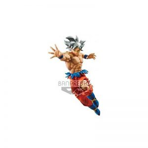 Banpresto Figurine - Dragon Ball Z S in Flight Goku spécial Color Ver - 20 cm de la marque Banpresto image 0 produit