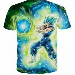 Dragon Ball T-Shirts: Colorful de la marque JANDZ image 1 produit
