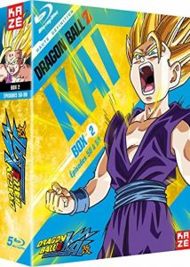 dragon ball z blu ray TOP 1 image 0 produit