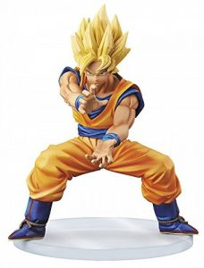 Dragon Ball Z - Figurine DXF - Dramatic Showcase - Saison 1 Vol 2 - Son Goku Super Sayan 13 cm de la marque Banpresto image 0 produit