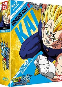 Dragon Ball Z Kai - Box 3/4 Collector BluRay The Final Chapters de la marque 2015 image 0 produit