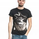 Dragon Ball Z - Son Goku - Picture T-Shirt Noir de la marque Dragon Ball image 1 produit