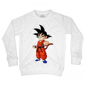 Fabulous Sweat-Shirt Enfant Dragon Ball Z Anime Manga Japan Sangoku Original de la marque Fabulous image 0 produit