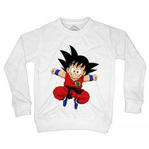 Fabulous Sweat-Shirt Enfant Dragon Ball Z Anime Manga Japan Son Goku Sangoku Original de la marque Fabulous image 0 produit