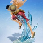 Figurine - One Piece Zero - Monkey D.Luffy Brother Bond 19 cm de la marque Bandai image 2 produit