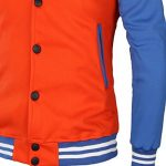 PIZZ ANNU Dragon Ball WU Word Baseball Uniform Jacket de la marque PIZZ ANNU image 3 produit
