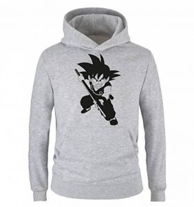 sweat shirt dragon ball TOP 0 image 0 produit