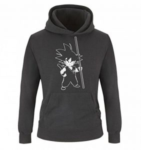 sweat shirt dragon ball TOP 1 image 0 produit