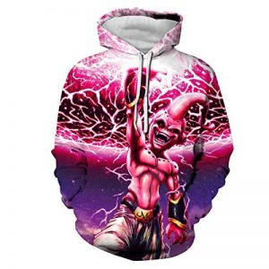 sweat shirt dragon ball TOP 5 image 0 produit