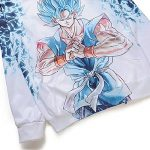 sweat shirt dragon ball TOP 6 image 4 produit