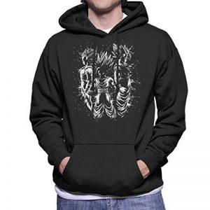 sweat shirt dragon ball TOP 9 image 0 produit
