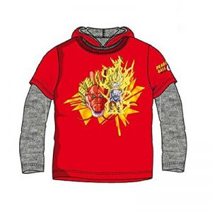Sweat-shirt Dragon Ball Z de la marque Dragon Ball Z image 0 produit