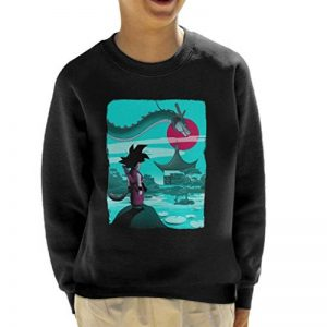 sweat shirt dragon ball z TOP 12 image 0 produit