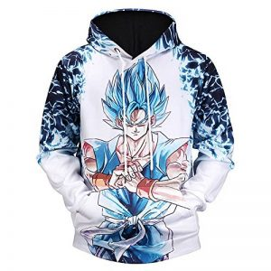 sweat shirt dragon ball z TOP 5 image 0 produit