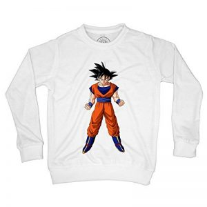 sweat shirt dragon ball z TOP 7 image 0 produit