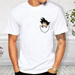 tee shirt dragon ball z homme TOP 14 image 1 produit